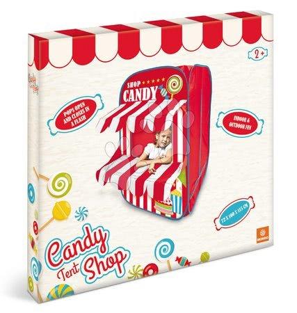 Articole de ștrand - Cort Magazin de dulciuri Candy Shop Mondo roșu_1