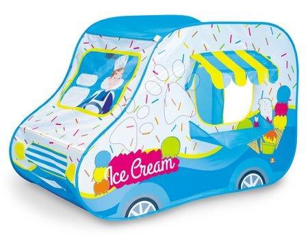 Articole de ștrand - Cort mașină de înghețată Ice-cream van tent Mondo turcoaz