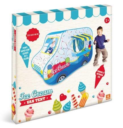 Articole de ștrand - Cort mașină de înghețată Ice-cream van tent Mondo turcoaz_1