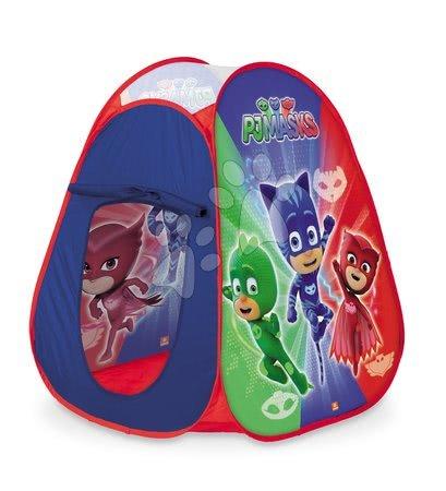 Sátor Pizsihősök Pop Up Mondo kerek táskában piros