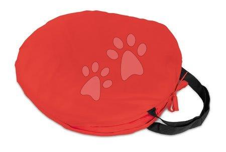 Articole de ștrand - Cort PJ Mask Pop Up Mondo rotund în geantă roşie_1