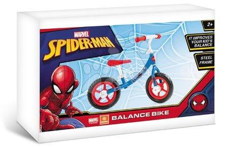 Spiderman - Bicicletă educativă Spiderman Mondo cu structură metalică de la 2 ani_1