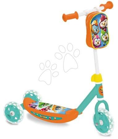 Minnie Mouse - Koloběžka tříkolová Top Wing Mondo s taštičkou