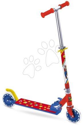Mondo - Kolobežka dvojkolesová Super Mario Mondo AL, PVS kolesá, ABEC 5