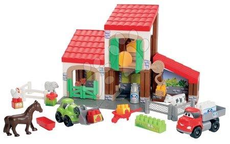 3044 b ecoiffier poschodova farma
