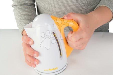 Spotřebiče do kuchyňky - Rychlovarná konvice Mini Tefal Smoby bílo-žlutá_1