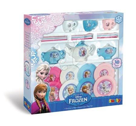 Smoby čajová súprava Frozen 310521 modro-biela