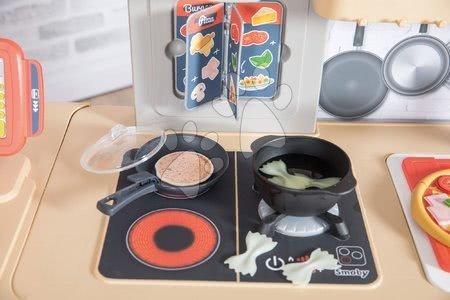 Játékkonyhák - Étterem elektronikus konyhával Chef Corner Restaurant Smoby a kertben_1
