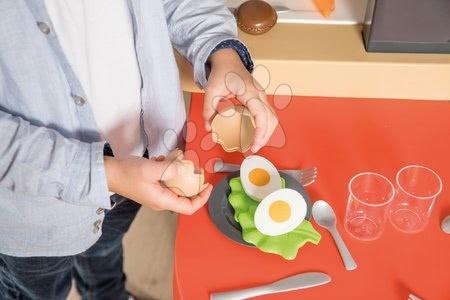 Játékkonyhák - Szett étterem elektronikus konyhácskával Chef Corner Restaurant Smoby és konyhai robotgépek Tefal_1