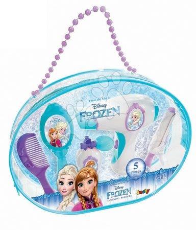 Kozmetická taštička Frozen Beauty Bag s elektronickou sušičkou a 5 doplnkami 31*10*25 cm SM320147