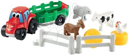3255 a ecoiffier traktor