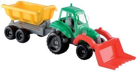 Jardin & Saisons  - Traktor Picnic Écoiffier s vlečkou délka 52 cm od 18 měsíců