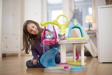 Játékbabák gyerekeknek - Szett macskaház cicával és hanggal Cat's House Veterinary Smoby és orvosi koffer 19 kiegészítővel_1