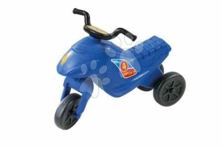 Odrážadlá - Odrážadlo SuperBike Mini Dohány modré od 18 mes