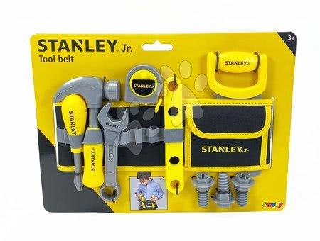 Oprema in orodje - Pas z orodjem Stanley Smoby 44 cm dolžina s 14 dodatki_1