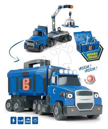 360168 e smoby kamion