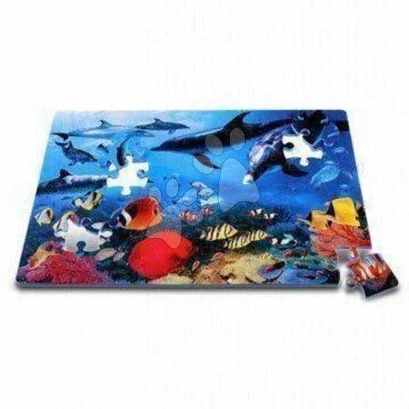 Penové puzzle Dolphin – Delfín Lee 54 dielov 60*90*1,2 cm