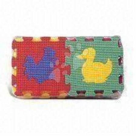 Lee Chyun - Habszivacs puzzle Állatkák a farmról 2 Lee 10 darab 15*15*1,2 cm