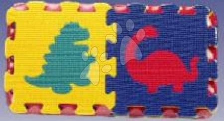 Lee Chyun - Habszivacs puzzle Dinoszauruszok 2 Lee 10 darab 15*15*1,2 cm