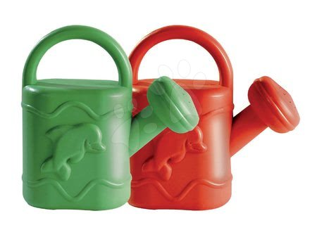 Kanglice - Kanglica Dohány srednja velikost (prostornina 1,5 litra) rdeča/zelena