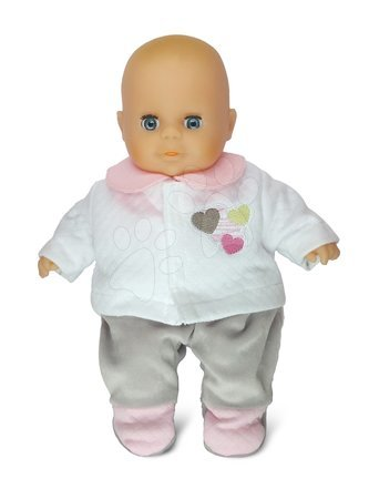 Bábiky pre dievčatá - Bábika Petit Bebe Nursery Écoiffier 32 cm biela od 18 mes_1