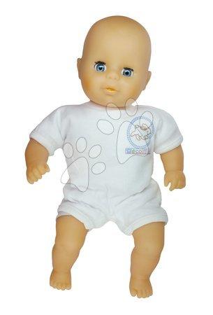Bábiky pre dievčatá - Bábika Petit Bebe Nursery Écoiffier 32 cm biela so zajačikom od 18 mes