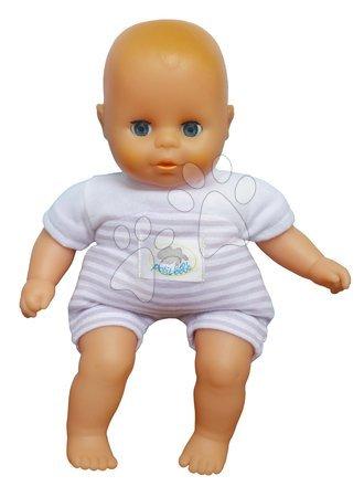 Bábiky pre dievčatá - Bábika Petit Bebe Nursery Écoiffier 32 cm biela od 18 mes