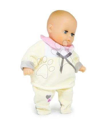 Bábiky pre dievčatá - Bábika Petit Bebe Nursery Écoiffier 32 cm žltá od 18 mes_1