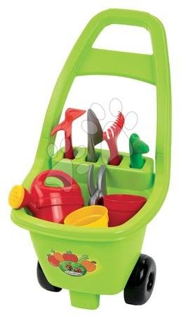 Detský vozík pre záhradníka Piknik Écoiffier od 18 mesiacov 8 doplnkov
