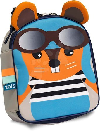 Školski pribor - Ruksak vjeverica Kids Lunch Box Squirrel toT's-smarTrike na rame od neoprena