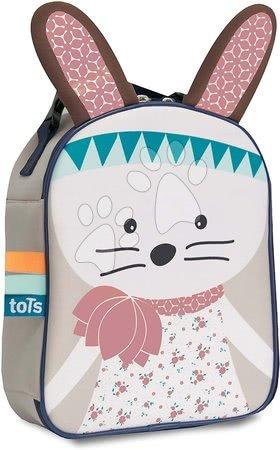 Školski pribor - Ruksak zec Kids Lunch Box Bunny toT's-smarTrike na rame od neoprena