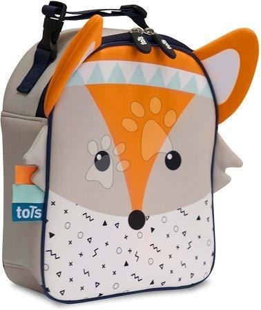 Školski pribor - Ruksak lisica Kids Lunch Box Fox toT's-smarTrike na rame od neoprena