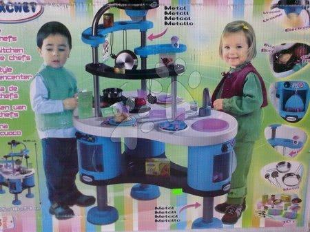Detské kuchynky - Kuchynka Berchet Smoby elektronická