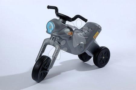 Kismotorok - Bébitaxi kismotor Enduro Dohány ezüst