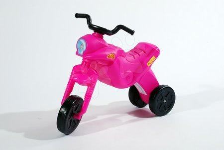 Kismotorok - Bébitaxi kismotor Enduro Maxi Dohány rózsaszín