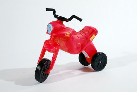 Odrážedlo motorka Enduro Maxi Dohány červené