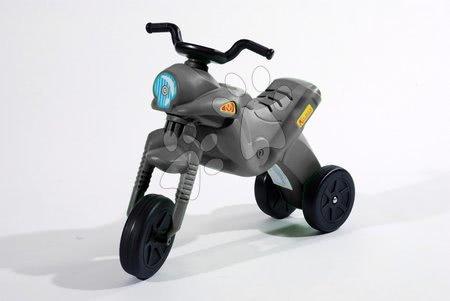 Babytaxiu motocicletă Enduro Maxi Dohány argintiu