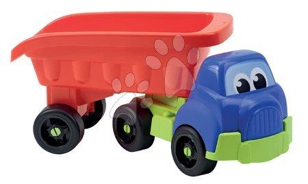Autíčka a trenažéry - Nákladní auto Truck XL Écoiffier 63 cm s kbelík setem a mlýnem do písku od 18 měsíců_1
