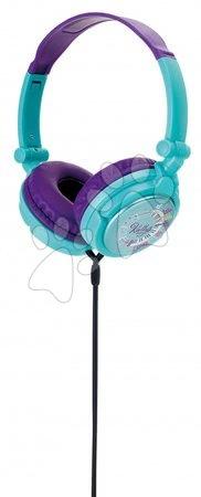 Sluchátka Kally's Mashup Nickelodeon Smoby kompatibilné s audio prehrávačmi v mäkkej koženke 1,5 m kábel 17*14*8 cm SM520208