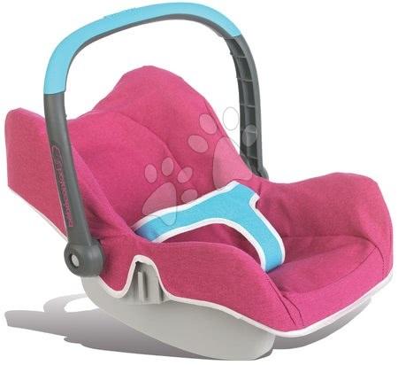 Sedež za v avto za dojenčka Maxi Cosi & Quinny Smoby rožnato-moder