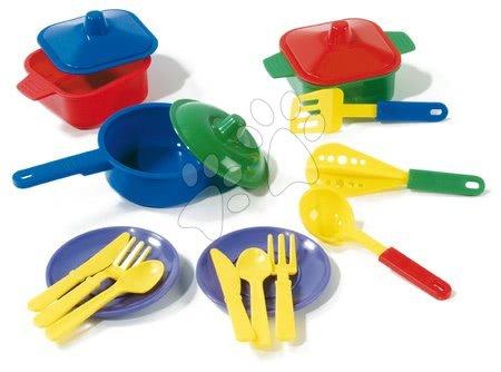 Hrnce a nádobí do kuchyňky Dohány