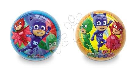 PJ Masks - Gumová rozprávková lopta PJ Masks Mondo 14 cm
