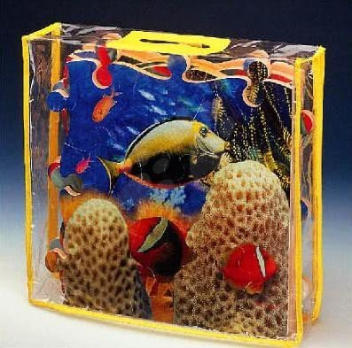 Penové puzzle Sea World Lee 54 dielov 60*90*1,2 cm od 0 mes
