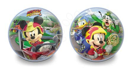Mingi de poveste - Minge din cauciuc de poveste Mickey Mondo 23 cm_1