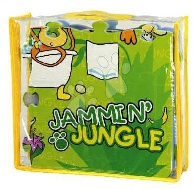 Lee Chyun - Habszivacs puzzle Jungle Lee 54 darab 60*90*1,2 cm