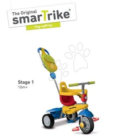 6160100 b smarttrike trojkolky