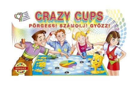 Družinska družabna igra Kozarci Dohány od 5 leta