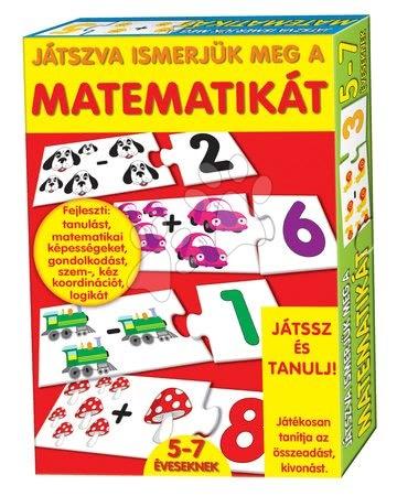 Naučná hra Matematika Dohány 32 ks od 5 let
