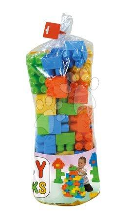Dohány - Cuburi mari de construit Baby Block Dohány în plasă 48 de piese de la 24 luni