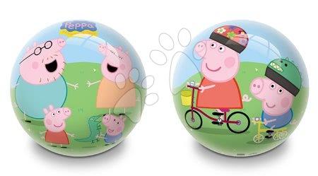 Mingi de poveste - Minge de poveste Peppa Pig Mondo din cauciuc 23 cm